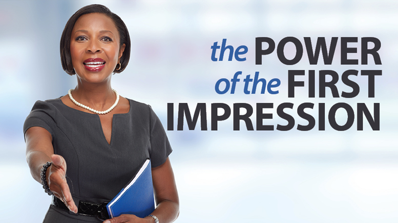 The Science of First Impressions: The 2 Things that people