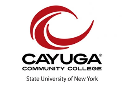 Website Events Calendar Logo Cayuga